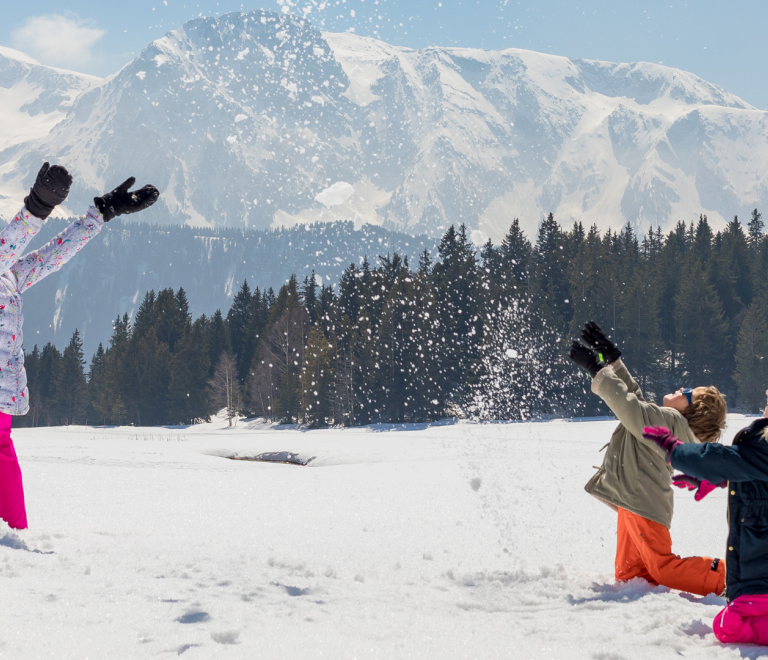 Enjoy the family-friendly slopes of Isère!